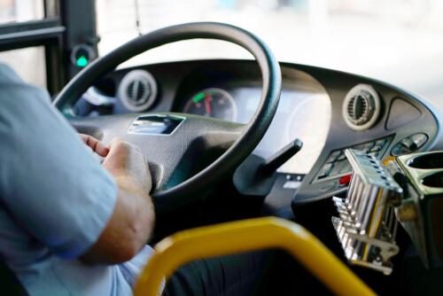 Charter Bus Chauffeur